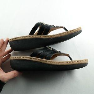 cafdf75da Clarks Shoes - Clarks Artisan Amaya Yarrow Sandals Sz 9